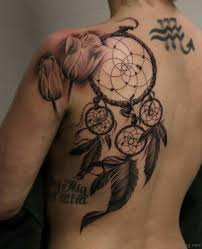 Dream Catcher Tattoo On Side 100 Admirable Dreamcatcher Tattoos On Back 92