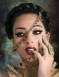 makeup by farah hasan blanche macdonald graduate and instructor