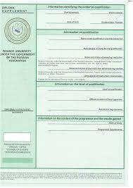 Европейское приложение к диплому diploma supplement это документ международного образца разработанный Европейской комиссией Советом Европы и ЮНЕСКО с целью взаимного признания странами
