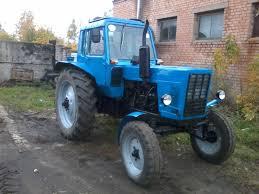Трактор МТЗ технические характеристики видео фото цена Трактор МТЗ 80