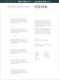 Resume Format Google Docs Impressive Free Google Doc Resume Templates Template For Docs Download