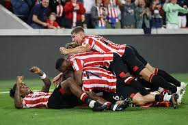 Arsenal 0 - Brentford 2 match report ...