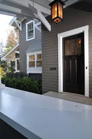black front doorFront and Center Color When to Paint Your Door Black