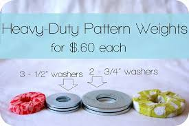 Pattern Weights Best Make Your Sewing Pattern Weights 48 Ways So Sew Easy