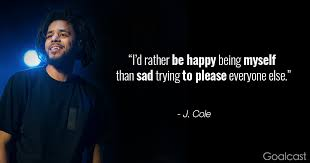 J Cole Lyric Quotes Simple 48 Motivational J Cole Quotes That Will Feed Your Ambition