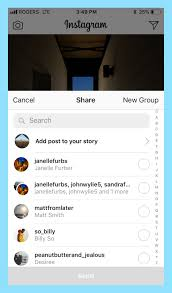 New Instagram Feature: You Can Now Share Feed Posts to Instagram ...