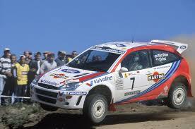 Colin McRae WRC Ford Focus up for sale   Autoclassics.com
