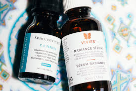 vitamin c serum darkens skin