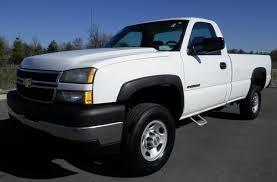 Truck chevy 2007 truck : sold.2007 CHEVROLET SILVERADO 2500 HD REGULAR CAB 4X2 121K 6.0L ...