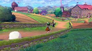 Where to get the Bicycle in Pokemon Sword and Shield