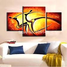 canvas paintings modern wall art 6 piece ideas