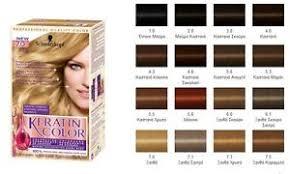 Details About Schwarzkopf Keratin Color Professional Quality Permanent Color Hair Dye