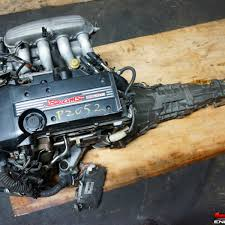 JDM 3S-GE BEAMS VVTi ENGINE & 6 SPEED MANUAL TRANSMISSION – 718-479-5970