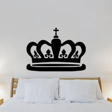 wall decal king crown madasouq com