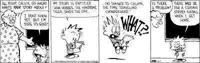 mood calvin and hobbes the full story full transcript by s anand
