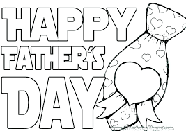fathers day coloring pages happy page free printable kids for grandpa