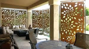 outdoor patio screens. Portable Outdoor Privacy Screen Contemporary Patio Screens Ideas Portab .