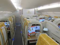 Delightful Emirates A380 First Class