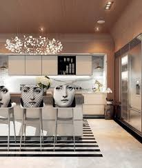 contemporary art furniture. modern art deco kitchen typical black and white of combined with a softer rose colour contemporary furniture t