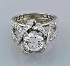 Affordable Vintage Engagement Rings Uk