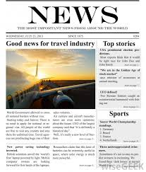 Newspaper Article Template For Pages 500 Word Paper A Newspaper Article Layout