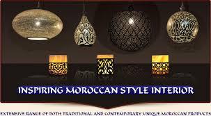 Inspiring Moroccan Style Interior