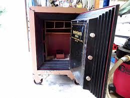 york safe. fred beihl acquired this 800 lbs. york safe submitted