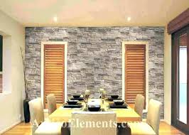 interior faux stone wall stone veneer into the glass interior faux interior faux stone wall interlocking