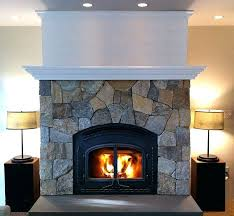 stone veneers for fireplaces build stone veneer fireplace surround