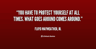 Quotes On Defending Yourself Best of Quotes About Protecting Yourself 24 Quotes