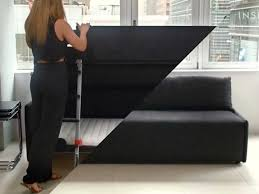 Resource furniture makes a sofa turns into a bunk bed - Business ...