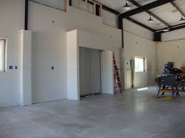 finishing a metal building interior what works and what