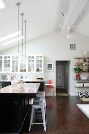 vaulted ceiling kitchen lighting 44 best vaulted ceilings images on