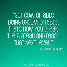 "Get A Quote 71 Amazing Best Health And Fitness Quotes ""Get Comfortable Being"
