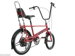 raleigh release limited edition run of the chopper bike daily