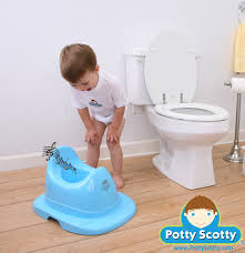 al potty chair by potty scotty
