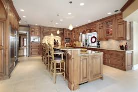 One of the best functions possible with large scale kitchen islands is the  ability to host