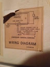 vintage kelvinator refrigerator cm r works 1940's 1818167480 Dometic Refrigerator Wiring Diagram Kelvinator Refrigerator Wiring Diagram #30