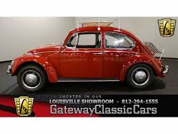 1968 Volkswagen Beetle for Sale on ClassicCars.com - 11 Available