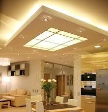 dropped ceiling lighting. Interior Drop Ceiling Lighting Ideas Brilliant Within Dropped