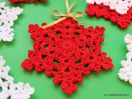 Crochet Christmas Ornaments Patterns Fascinating Christmas Crochet Patterns Choose Patterns From Thefashiontamer