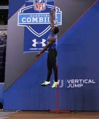 Average Vertical Jump: By Age, Sport, NBA and NFL