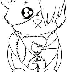 Coloring Pages Simple Simple Coloring Page Cat Coloring Pages Simple