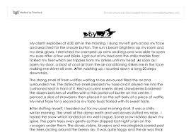 of a descriptive essay examples of a descriptive essay