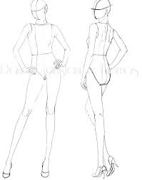Body Sketch Template At Paintingvalleycom Explore Collection Of