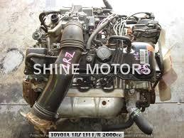 USED ENGINE TOYOTA HIACE 1RZ 2.0 EFI | Shine Motors