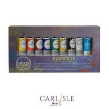 Details About Gamblin Artists Oil Colors Fastmatte Alkyd Oil Colors Introductory Set