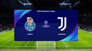 FC Porto vs Juventus | Round of 16 | UEFA Champions League 2020/21 Gameplay  - YouTube