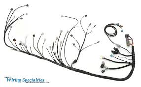 rb wiring harness solidfonts r32 rb26dett wiring harness for skyline gtr engine and trans 55 gif