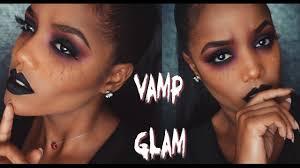 vire demon glam makeup